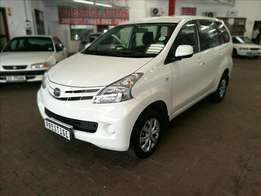 2012 Toyota Avanza 1.5 SX A/T, Only 83000km with Full Service History