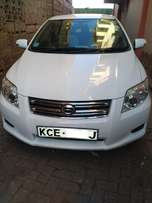 KCE/J Toyota axio, 2009 model for 870k only, UBER ready!!