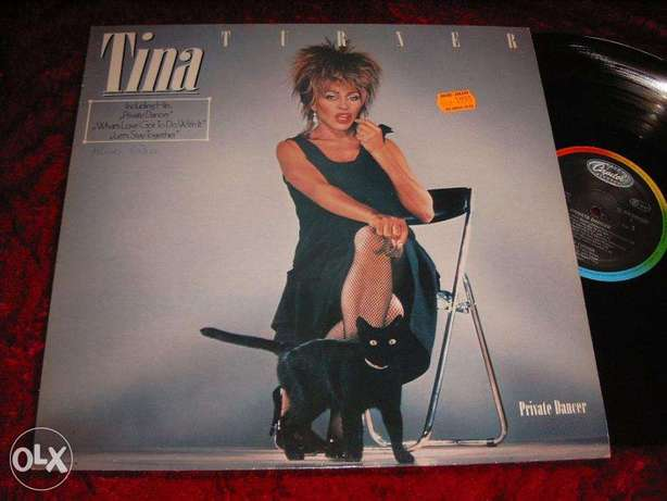 tina turner private dancer vinyl lp including what s love