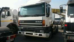 2002 DAF cf-380 for sale