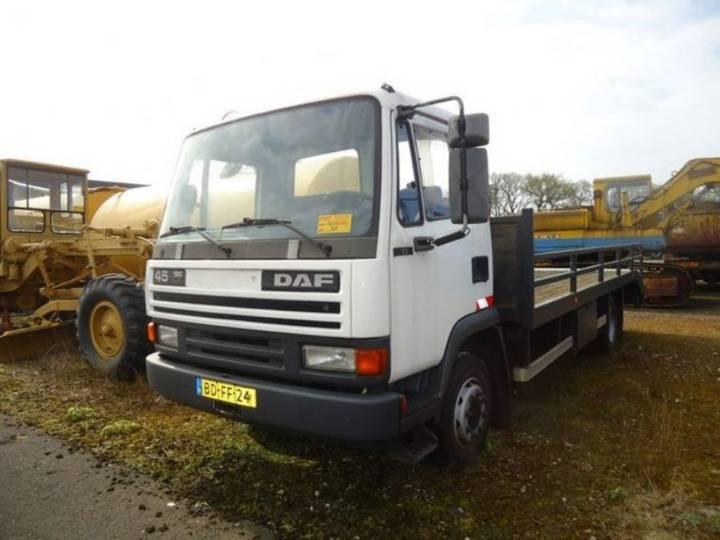 DAF 45.160 Oprijwagen 4x2 - 1995