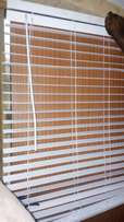 Foreign Window Blinds (2pcs) for sale