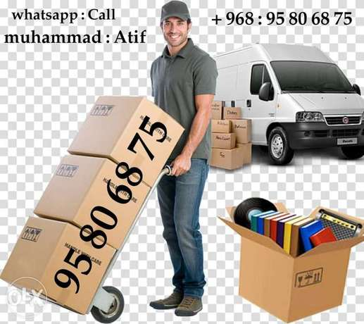 OMAN Movers & Packers Team