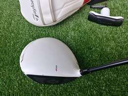 Golf Club's, TaylorMade R11S Adjustable Driver