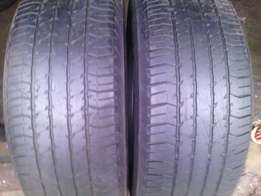265/60/R18 on special for sale each tyre is R700