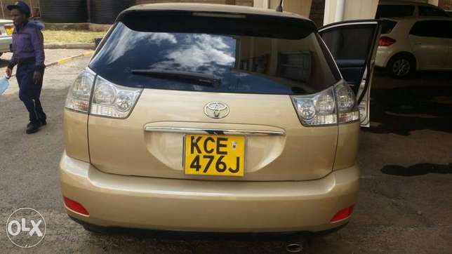 Harrier 2.4L 2009' Safi like new!!! Westlands - image 4
