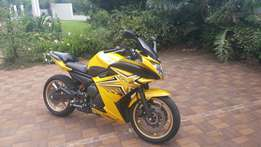 2009 Yamaha FZ6R For Sale