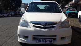 2011 Toyota Avanza 1.5 SX Available for Sale