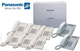 PANASONIC INTERCOM Center, Sales And Installations