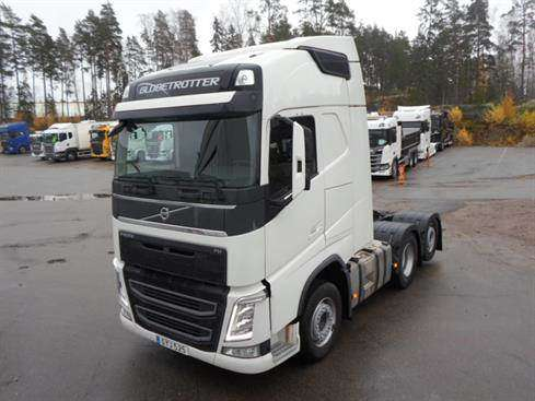 Volvo Fh 6*2 - 2015