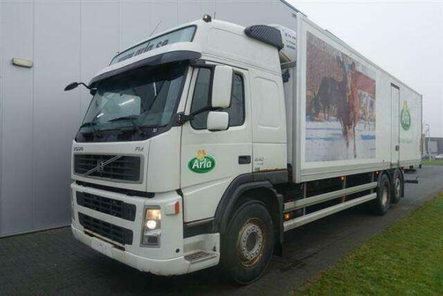 Volvo Fm340 6x2 With Thermo King Euro 5 - 2008