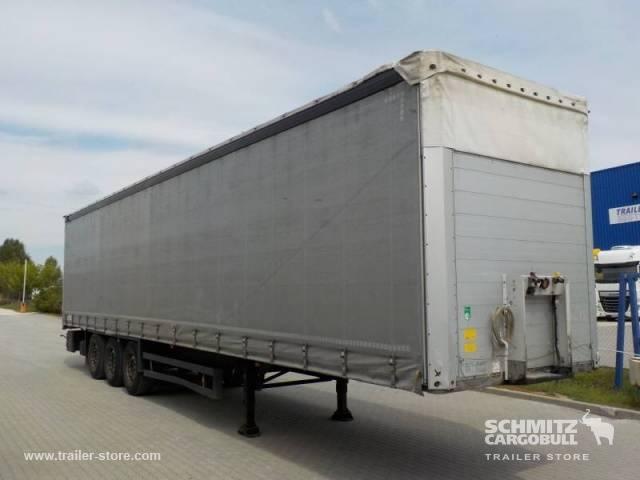 Schmitz Cargobull Tolóponyva Szabvány - 2013
