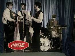 Beatles Life-size Poster (collectors Item)