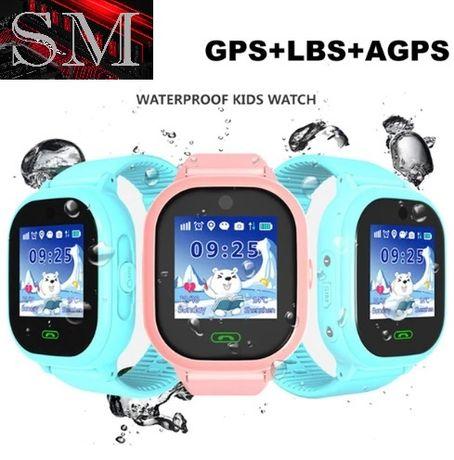 Smart Baby Watch TD05 DS05 водонепроницаемые умные часы GPS и камерой Львів  - зображення 1 2ebe75ca2ac63