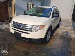 Few Months Used Ford Edge 2008model