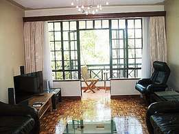 Kilimani exquisite 3 br to let-Furnished