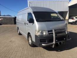 2007 Toyota Quantum Panel Van 2.5D For Sale