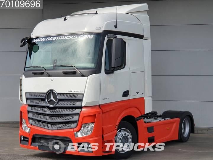 Mercedes-Benz Actros 1840 LS 4X2 Retarder Mega ACC Euro 6 - 2014