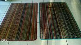 Multi colour carpets