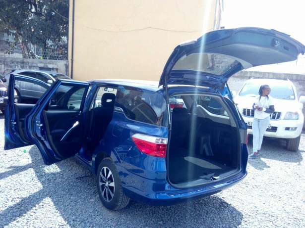 Clean Honda airwave,blue colour ,2009 model fully loaded. Lavington - image 7