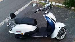 Big Boy Revival 150cc scooter for sale R2700price