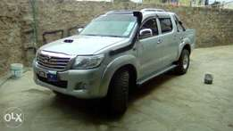 Toyota pick-up double cabin