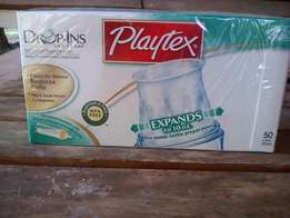 Playtex Baby Bottle Liners - Large