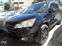 Honda CRV black colour 4WD 2010 model