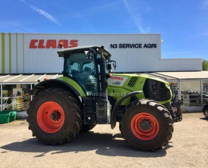 Claas axion 850 cmatic - 2016