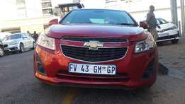 2014 Chevrolet Cruze 1.6 Available for Sale