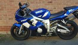 2002 Yamaha Yzf R6 for sale in jhb