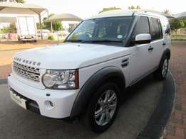 2012 Land Rover Discovery 4 SDV6 S