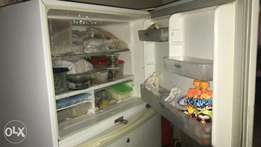 Sanyo jumbo fridge