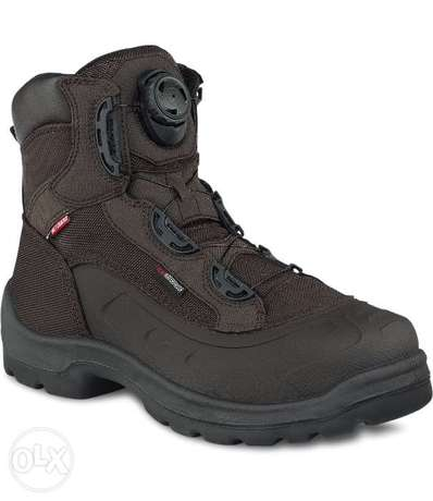 Red Wing Safety Shoes Size 41