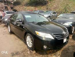 Toks 2010 Toyota Camry. Black. Limited edition