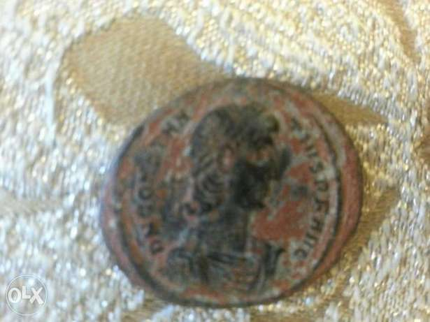 Adrianus Emperor Bronze Coin Rare Coin from about 1800 years