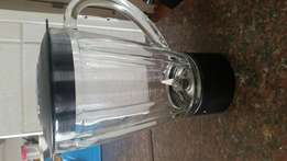 Platinum liquidiser glass jug only