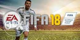Fifa 18 for desktop and laptops