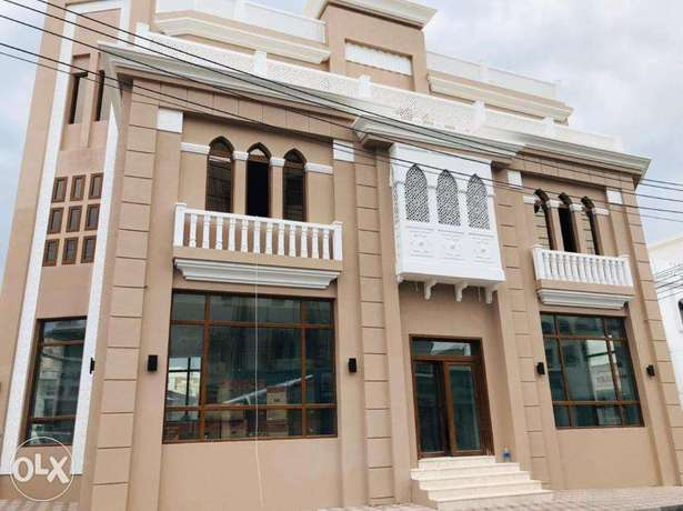 commercial building for rent in mutrah souq