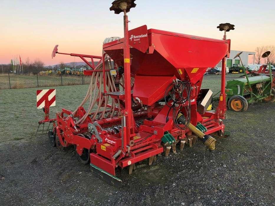 Kverneland I-drill Pro - 2014