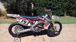 Honda CRF450R '09 Fuel Injection for Sale