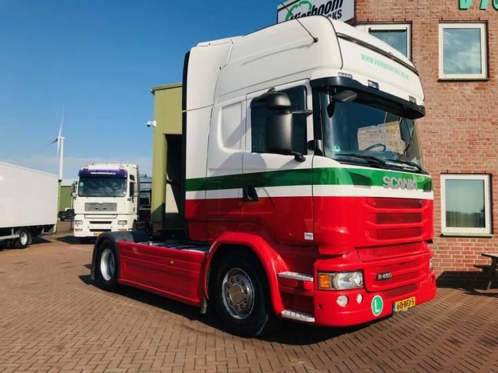 Scania R450 Topline Euro 6 Retarder Holland Truck Scr Only Top!!! - 2014