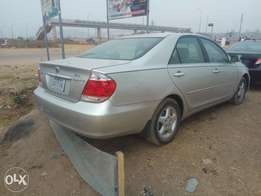 Clean Toyota Camry big for nothing