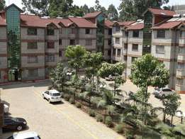 Two Bedroom apartment ready for occupation along Waiyaki Way Kabete