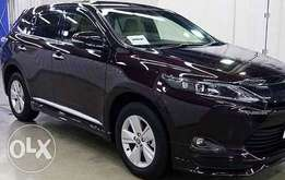 2014 Toyota HARRIER fully loaded