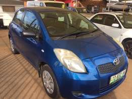 Toyota Yaris 1.3 T3 - Hatchback - A/C - From R1499pm*