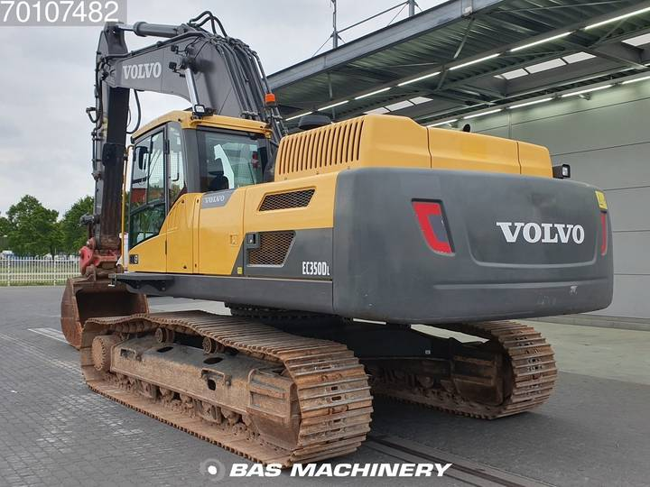 Volvo EC350DL Ready for work - nice and clean - 2016 - image 2