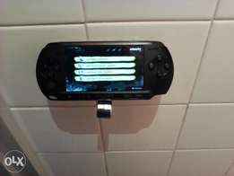 PSP(5games) + charger + 4GB memory card