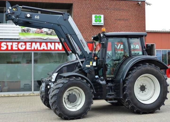 Valtra n163 direct - 2014