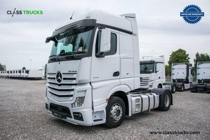 Mercedes-Benz Actros 1845 LS 4x2 BigSpace PC - 2017